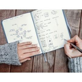 Slice Planner - Hybrid paper-digital planning system
