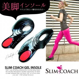 Slimcoach gel insoles