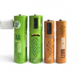 Smartoools Micro USB Rechargeable Battery