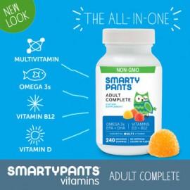 SmartyPants Complete Multi-Vitamin