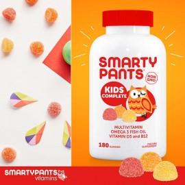SmartyPants Kids Complete Multivitamin
