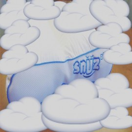 SNUZ Ergonomic Bed Pillow