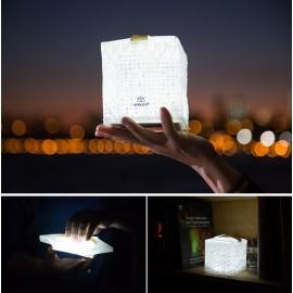 SolarPuff -  Unique Little Solar Light