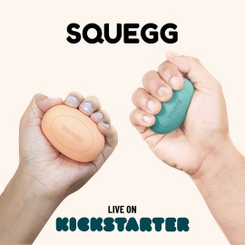 SQUEGG - Smart Squeeze Ball