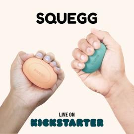 SQUEGG - Smart Squeeze Ball