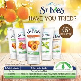 St. Ives Fresh Skin Face Scrub