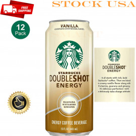 Starbucks Doubleshot Energy Coffee