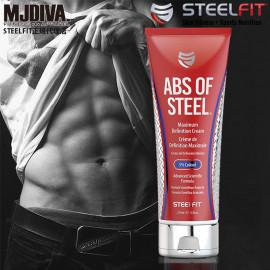 SteelFit Abs of Steel Maximum Definition Cream