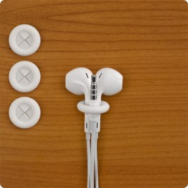 StopKnot Earbud Tangle Prevent StopKnot