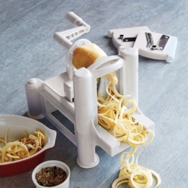 Sur La Table® Vegetable and Fruit Spiral Slicer