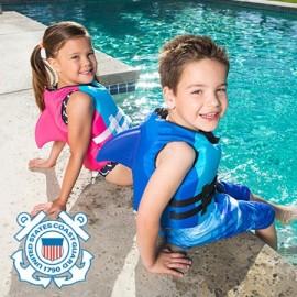 Swimways - SEA SQUIRTS PFD LIFE JACKET