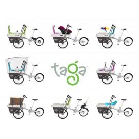 Taga 2.0 - Family Bike