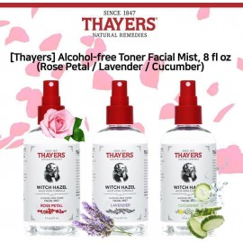 Thayers Facial Mist