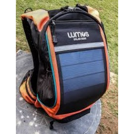 ThrillSeeker Solar Backpack