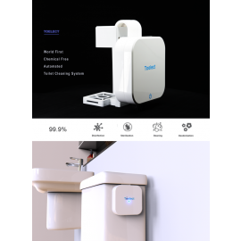 TOELECT - Chemical Free Toilet Cleaning System