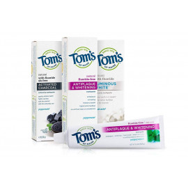 Toms of Maine Fluoride-Free Antiplaque & Whitening Toothpaste
