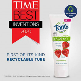 Toms of Maine Natural Children's Toothpaste