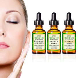 Tree of Life Anti Aging Serum for Face