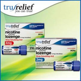 trurelief Nicotine Lozenge