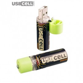 USBCELL Batteries - AA Batteries