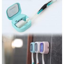 UVC Ultra Wave Toothbrush Sterilizer