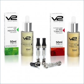 V2 Platinum E-Liquid