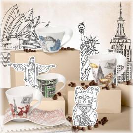 Villeroy & Boch Cities of the World Coffee Mug