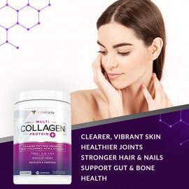 Vitauthority Multi Collagen Peptides Plus
