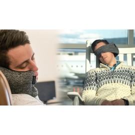 Voyage Pillow - Compact Travel Pillow