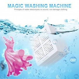 WASHWOW 2.0 - Portable Wash Cube