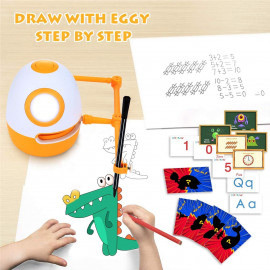 WEDRAW Educational Robot Eggy