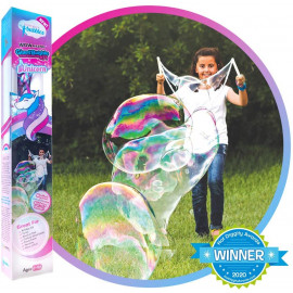 WOWMAZING Giant Bubble Wands Kit