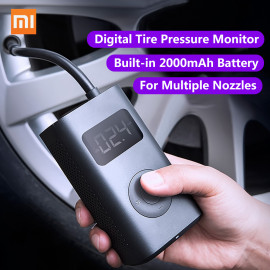 Xiaomi inflatable car pump