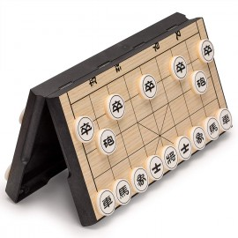 Yellow Mountain - Magnetic Xiangqi Folding Board