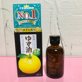 Yuzu oil-free hair oil