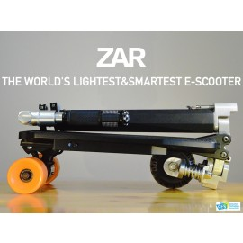 ZAR - Smartest E-Scooter