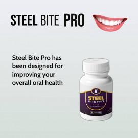 Zephyr Organics Steel Bite Pro Dental Supplement