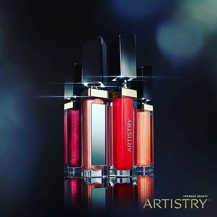 Artistry Signature Color Light Up Lip Gloss