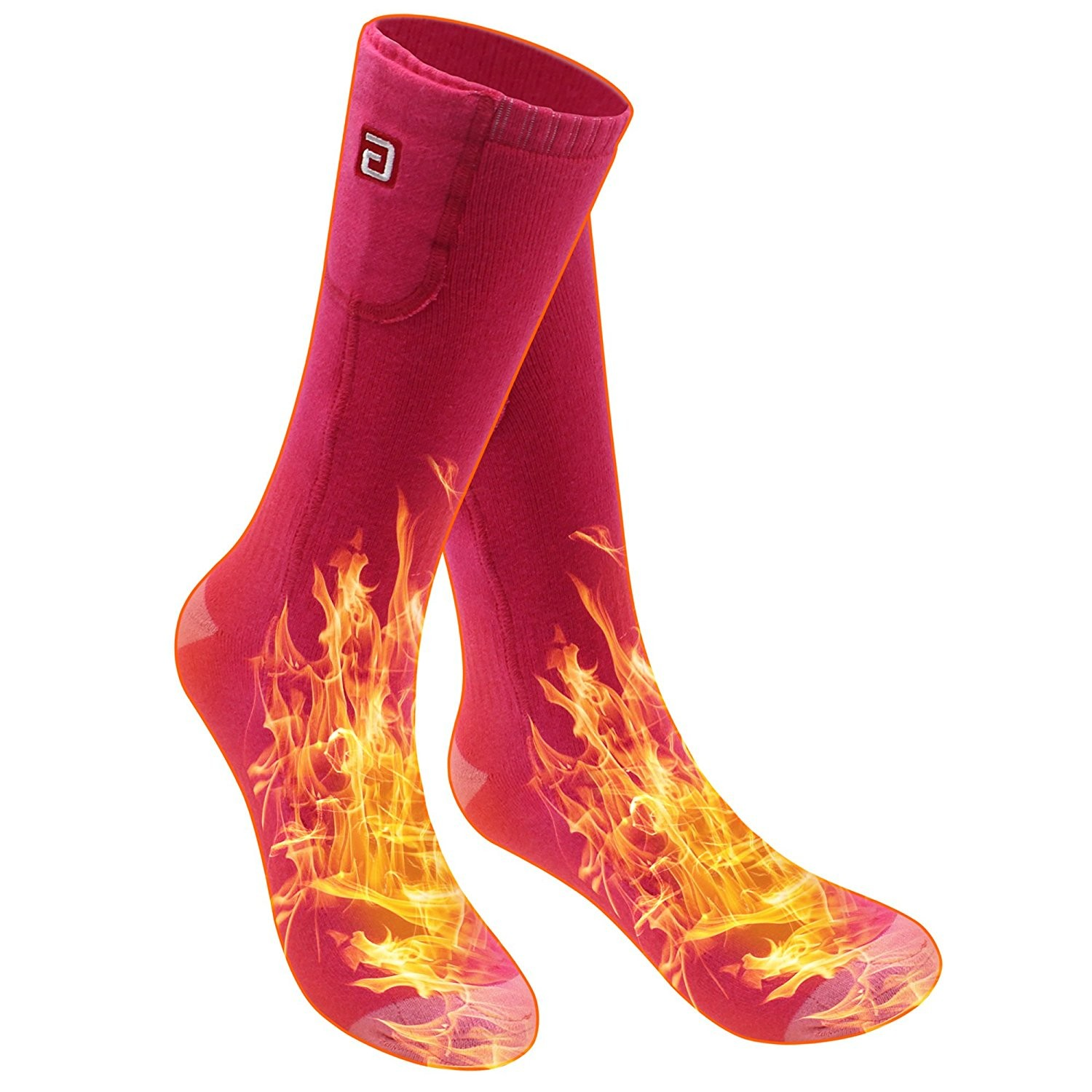 Autocastle Rechargeable Battery Heated Socks