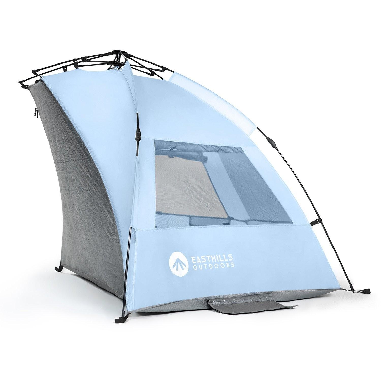 Easthills Easy Up Beach Tent Sun Shelter  sc 1 st  ezshopex.com & Easy Up Beach Tent Sun Shelter