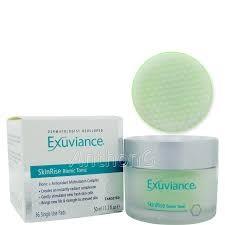 exuviance skinrise bionic tonic pads