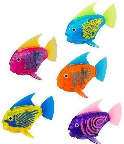 Hexbug aquabot remote control angelfish for Hex bug fish