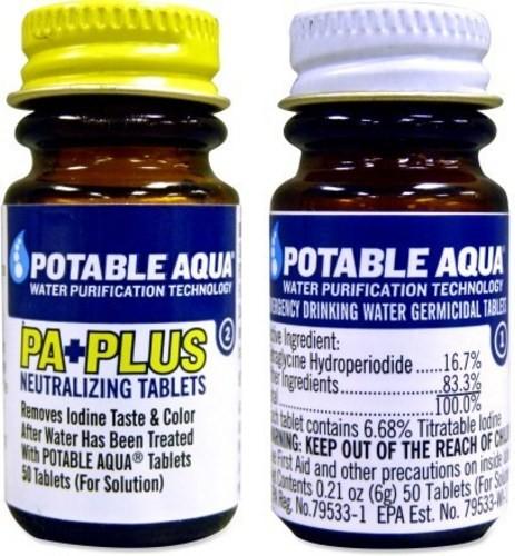 Amazing Potable Aqua Purification Tablets Home Interior And Landscaping Ologienasavecom