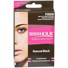 1000 Hour Eyelash & Brow Dye Kits