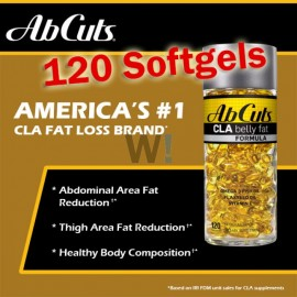 AbCuts CLA Belly Fat Formula