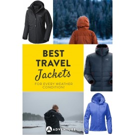 Adv3nture Travel Jackets