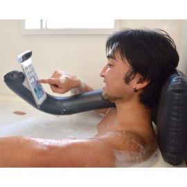 Air Bath Pillow Smartphone Holder