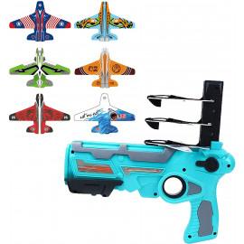 Air Combat Repeater Airplane Catapult Gun