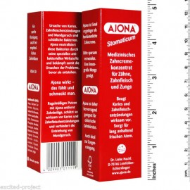 Ajona - medical TOOTHPASTE CONCENTRATE