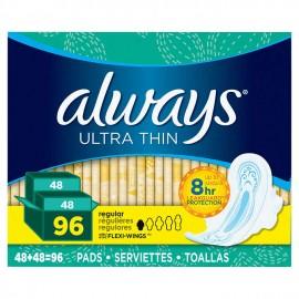 Always Ultra Thin Pads